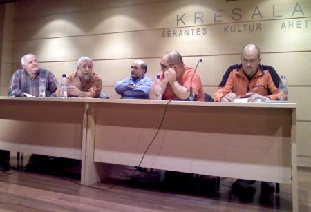 Mesa debate